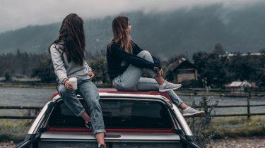 vriendinnen die elkaars problemen oplossen