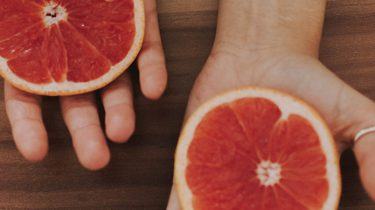 bitter eten grapefruit