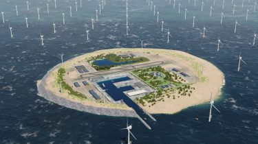 tennet, eiland, noordzee