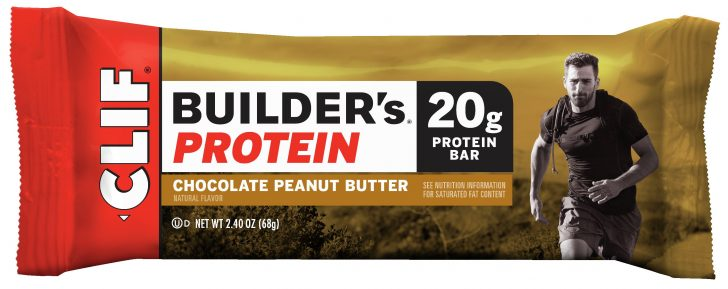 CLIF Protein bedrock approved