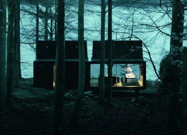 zweden, vipp shelter, natuur