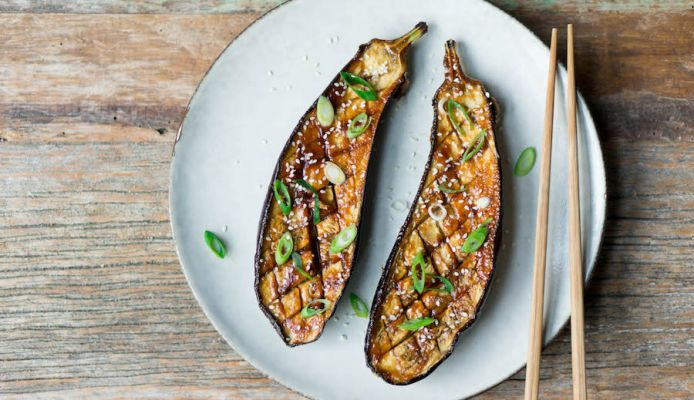 aubergines culy