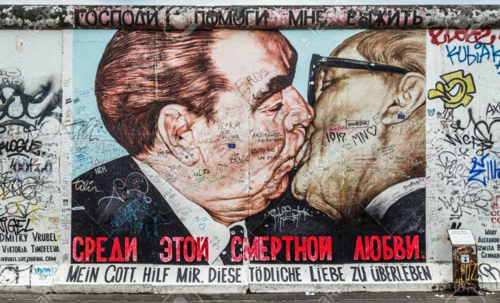 berlijn, street art, wandelen, duitsland, hikes