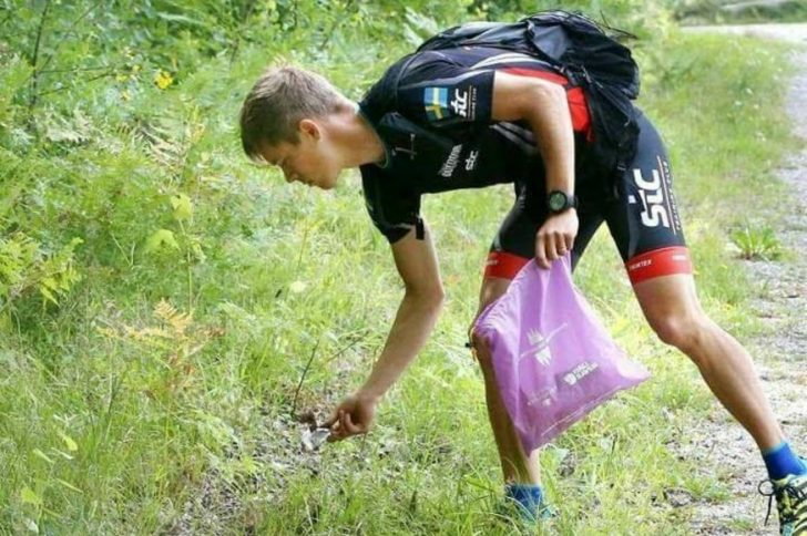 plogging, trend, joggen, hardlopen, zweden (1)