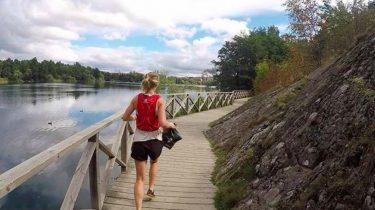 plogging, trend, joggen, hardlopen, zweden