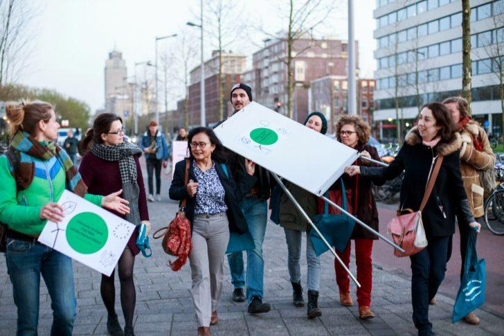 amsterdam, de gezonde stad, duurzaamheid, groener, actie