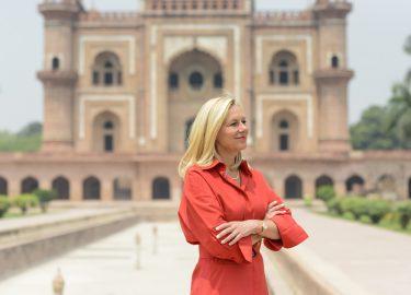 Duurzame jurk minister Kaag