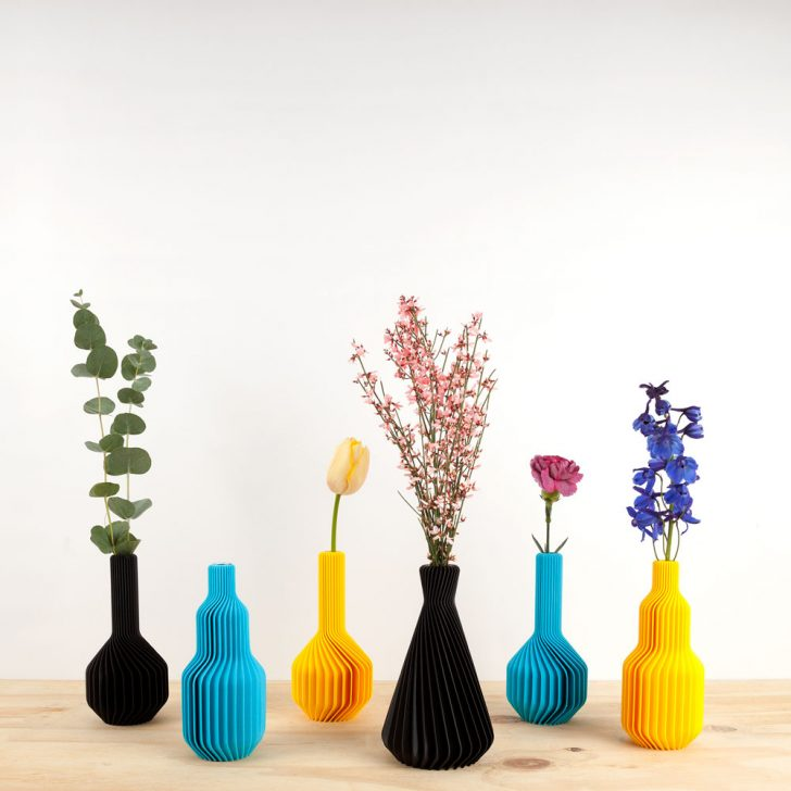 CRE8 maakt vazen met 3d printen