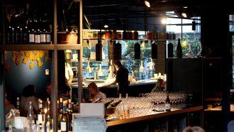 restaurant MOER hotspot