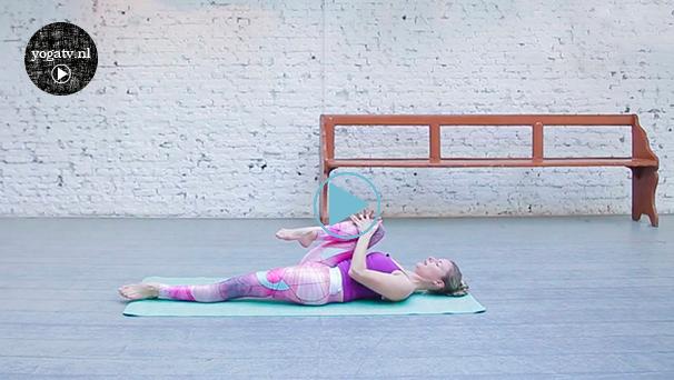 Korte ochtendles YogaTV