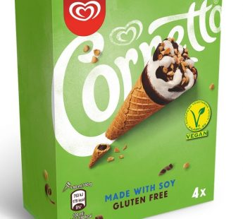 vegan Cornetto ijs