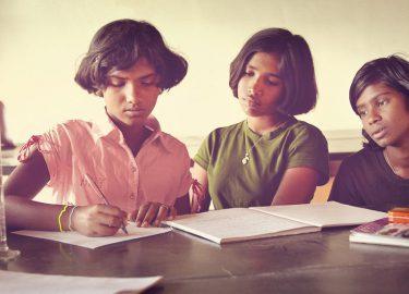Still uit de Netflix documentaireserie Daughters of Destiny