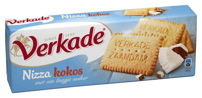 Vegan koek Verkade
