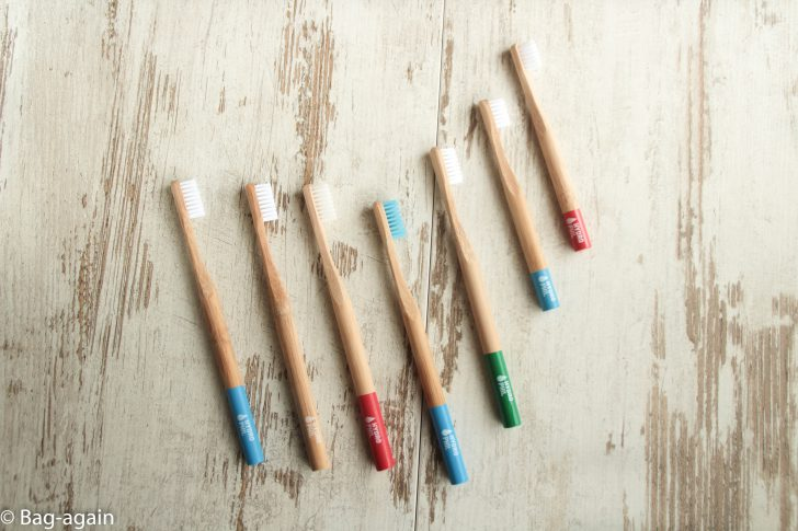 tandenborstels van Bamboo
