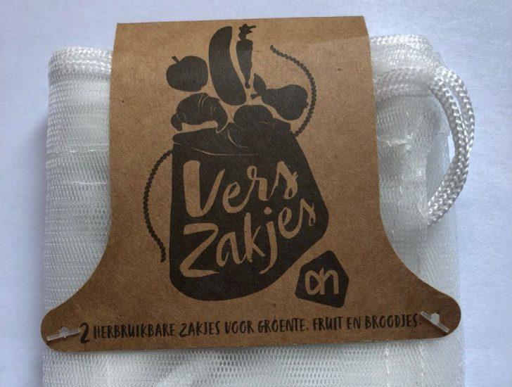 zero waste zakje van AH