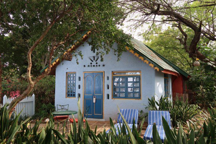 huisje in jamaica