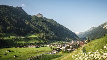 Stubaital Neustift in Tirol Oostenrijk