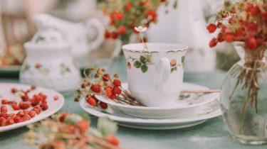 kopje thee