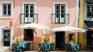huisje in de mediteranen
