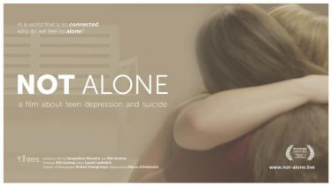 not alone netflix docu
