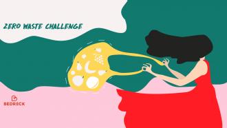 de zero waste challenge
