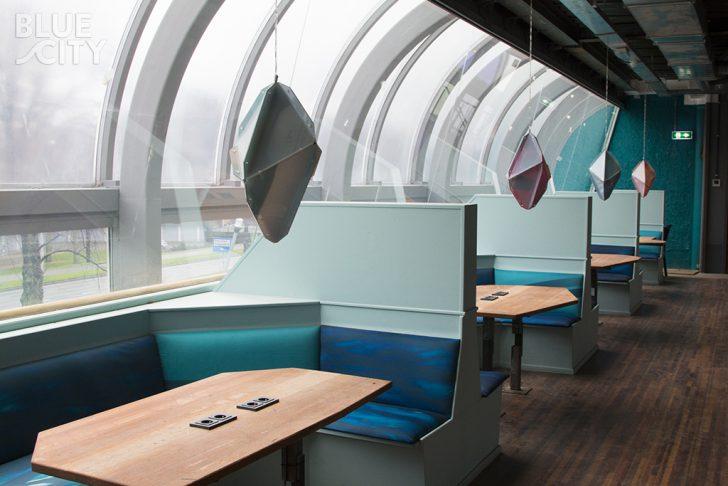 BlueCity werkplek
