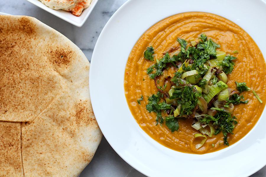lekkerste vegetarische soepen