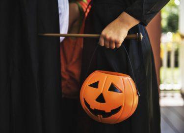 Halloween kostuum, Halloween