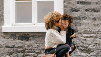 moeder-dochter relatie