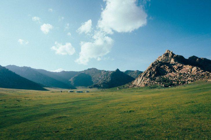 Natuur van Mongolië
