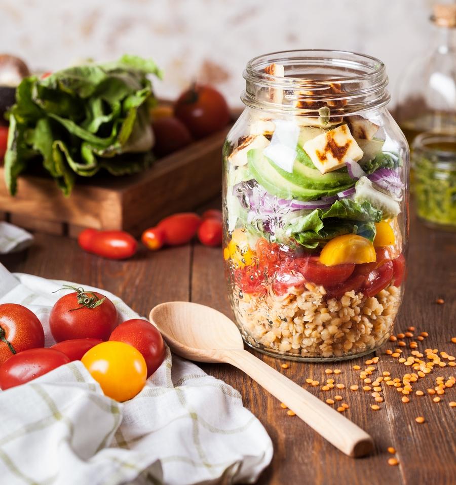 Afbeelding de 5 principes van circulair koken: Eten conserveren
