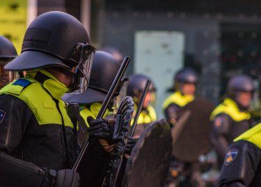 nederlandse politie mannen