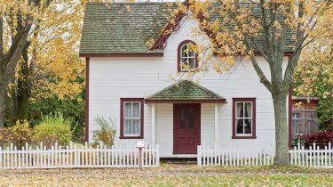 losstaand huis