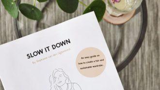 Slow It Down EBook
