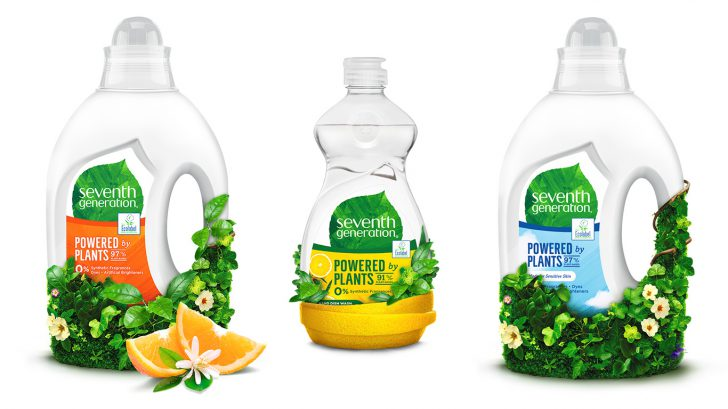 producten van seventh generation