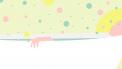 meisje in bad illustratie zelfliefde