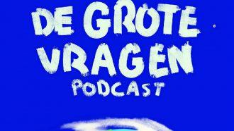 Afbeelding van de Grote Vragen Podcast