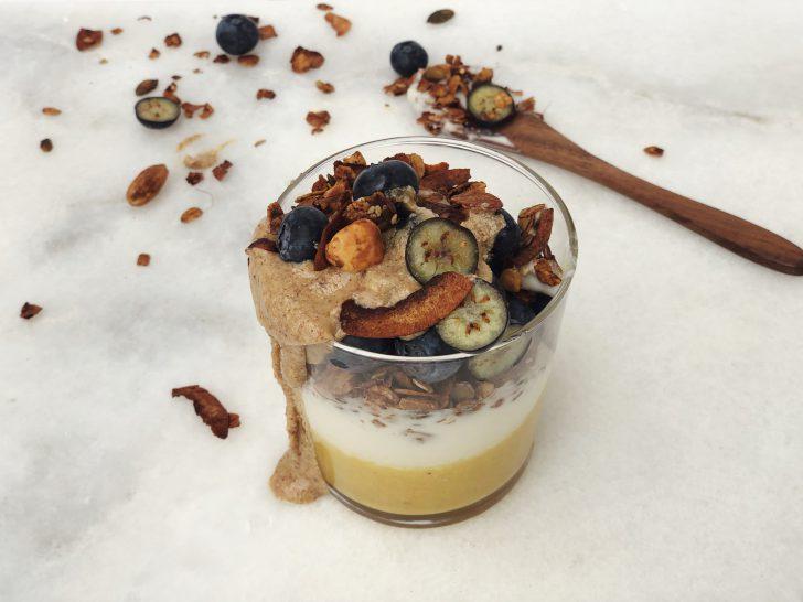 5. TGIF smoothie bowl