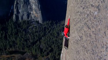 Afbeelding van docu The Dawn Wall op Netflix