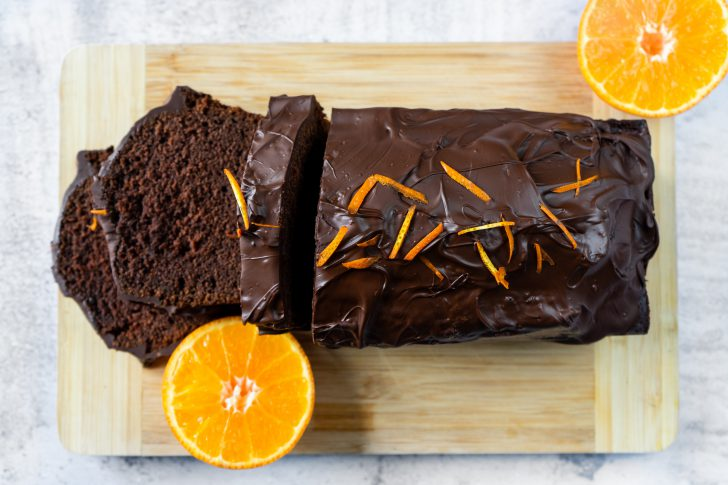 Vegan chocoladecake met sinaasappel - Becel