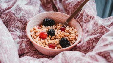 voeding passende binnen vezelrijk dieet