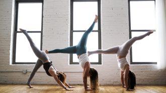 herkomst yoga