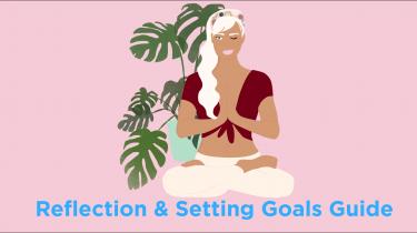 Bedrock guide Reflection & Setting Goals guide