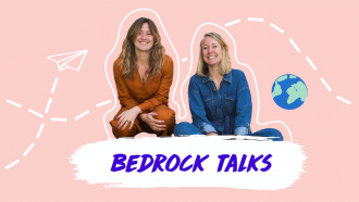 Bedrock Talks Duurzaam Reizen