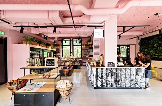 Concious cafe