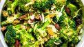 Vegan broccolisalade