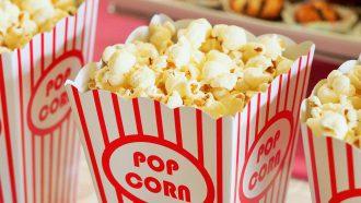 popcorn voor bij online films