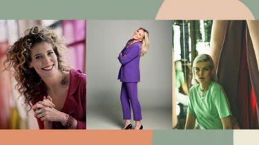 3 vrouwen over vrouwelijk leiderschap